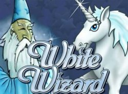 White Wizard Slots game Eyecon