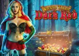 Wicked Tales Dark Red Slots game Microgaming
