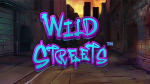 Play Wild Streets Slots game WMS
