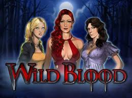 Wild Blood Slots game Casumo