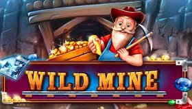 Wild Mine Slots game Kalamba