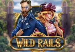 Wild Rails Slots game Play n Go