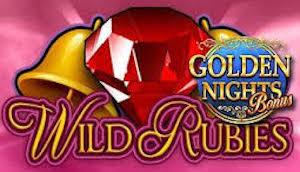 Play Wild Rubies GN Slots game Gamomat