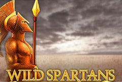 Wild Spartans Slots game Red Tiger