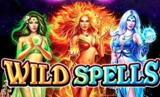 Play Wild Spells Slots game PragmaticPlay