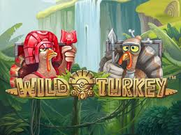 Wild Turkey Slots game Casumo