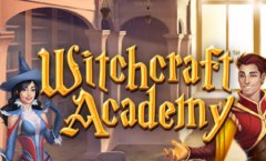 Play Witchcraft Academy slot game NetEnt