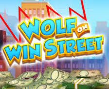 Wolf on Win Street Slots game WMS