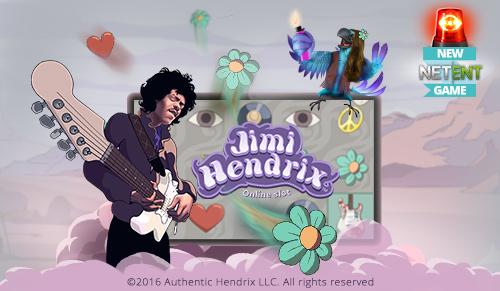 Jimi Hendrix free online slot