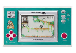 Nintendo Game Watch Donkey Kong Jr online