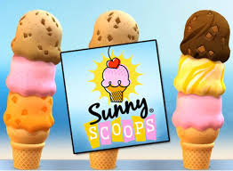 Sunny Scoops slot game
