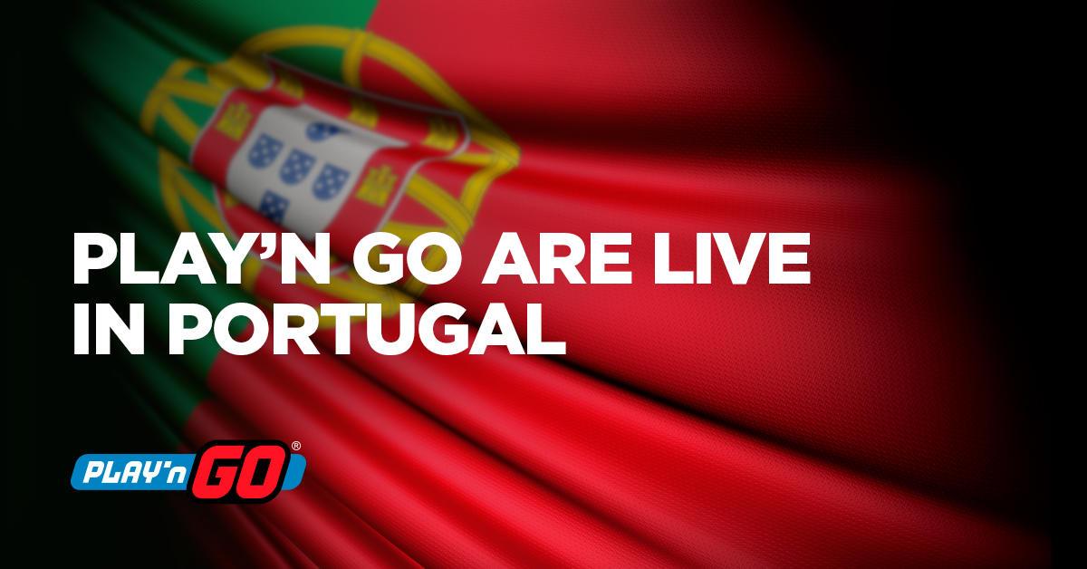 Jogos de slots da Play'N Go em Portugal