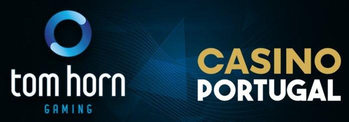 Casino Portugal com slots da Tom Horn
