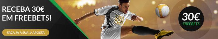 ESC Online - Apostas em Futebol com Bónus Grátis