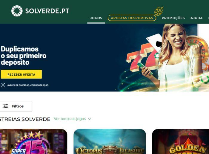 Casino Solverde - site oficial