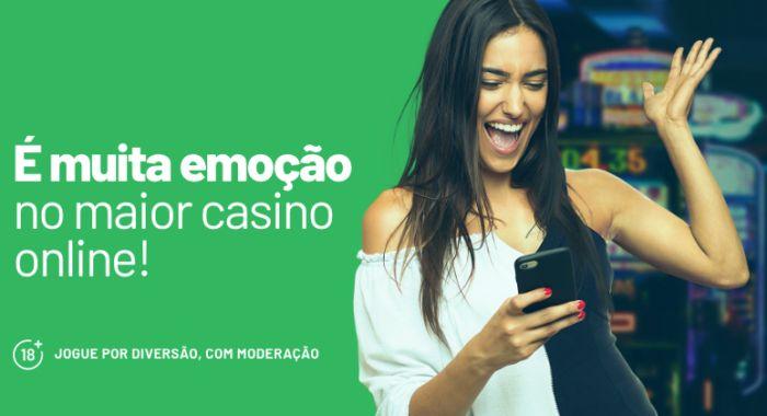 Casino Solverde Portugal oferece bónus sem depósito