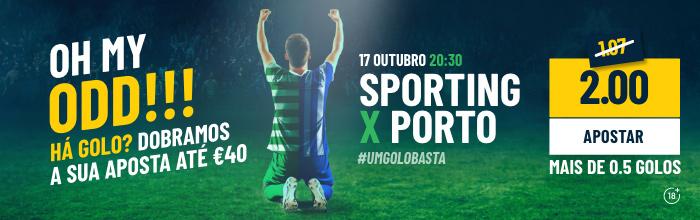 Solverde - Promoção Futebol - Sporting X Porto