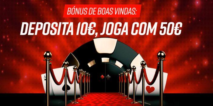 Betclic Portugal - bónus - Deposita 10€ e joga com 50€.