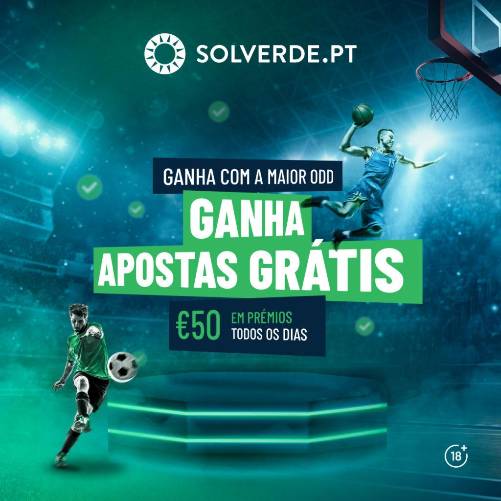 "Solverde - DESAFIO MAIOR ODD"" (Torneio de Apostas Desportivas)"
