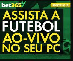 Assistir futebol ao-vivo na Bet365