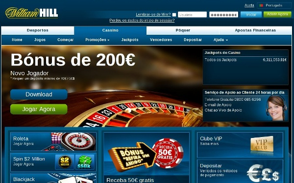 William Hill Casino - review