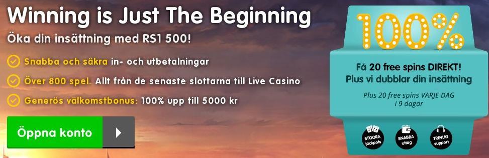 Casino Room Svenska