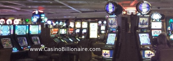Las Vegas slot machine games