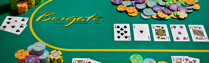 Borgata Poker Atlantic City