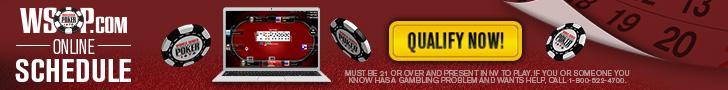 WSOP - USA online poker